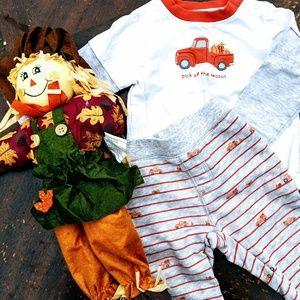 Gymboree Fall Outfit 6-12months